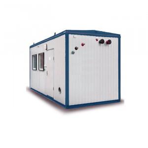 Блочно-модульная котельная на отработанном масле
